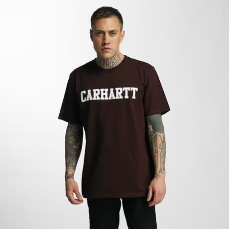 Carhartt WIP T-paita Punainen