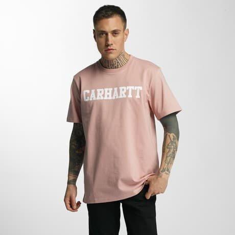 Carhartt WIP T-paita Roosa