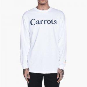 Carrots by Anwar Carrots Wordmark Long Sleeve Tee
