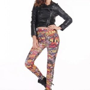 Cartoon Leggings Tights