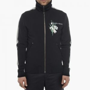 Carven Embroidered Zipped Jacket