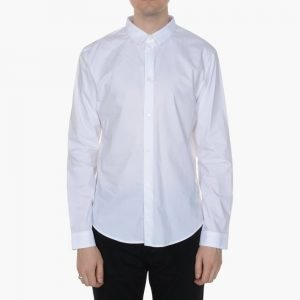 Carven Technical Poplin Waistline Shirt