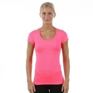 Casall Essentials Training Tee Treenipaita Roosa