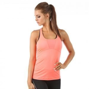 Casall Intensity Skinny Racerback Treenitoppi Oranssi