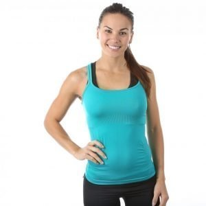 Casall Seamless Straptank Treenitoppi Turkoosi