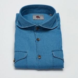 Castor Pollux Artos Shirt Denim