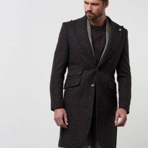 Castor Pollux Balbus Brown Jacket