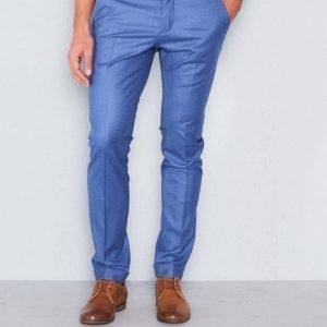 Castor Pollux Classius Trousers Light Blue Flannel