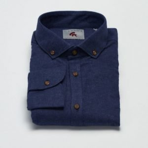 Castor Pollux Filipos Shirt Blue Flannel