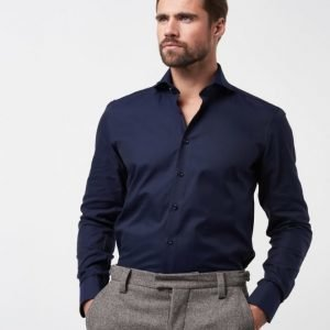 Castor Pollux Narcissus Oxford Shirt Navy