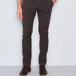 Castor Pollux Papillon Trousers Brown