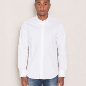 Cause & Consequence Henrik Shirt White