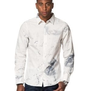 Cause & Consequence Marble Shirt Printed