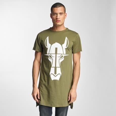 Cavallo Streets T-paita Oliivi