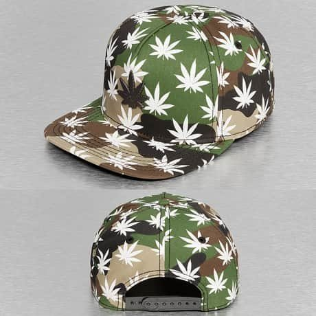 Cayler & Sons Snapback Lippis Camouflage