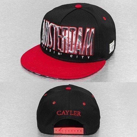 Cayler & Sons Snapback Lippis Musta
