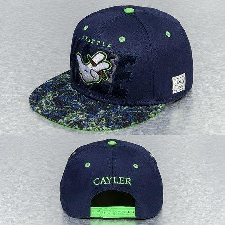 Cayler & Sons Snapback Lippis Sininen