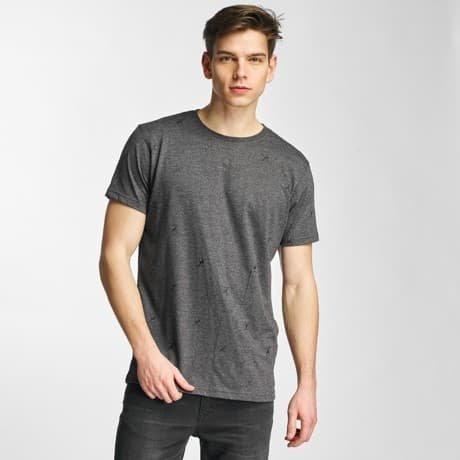 Cazzy Clang T-paita Harmaa