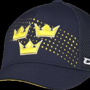 Ccm Perforateted Crown Flex Cap Sweden Lippis