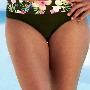 Cellbes Bikinihousut Neonroosa Kukallinen