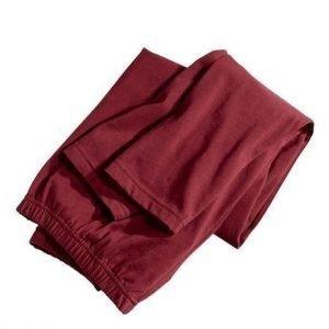 Cellbes Leggingsit 2-Pakkaus Musta Viininpunainen