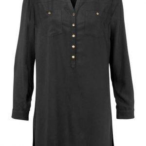 Cellbes Pitkä paita Musta