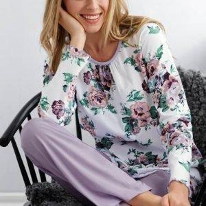 Cellbes Pyjama Kuvioitu Liila