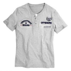 Cellbes T-paita Mel. harmaa