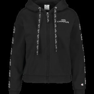 Champion Action-Reaction Hooded Full Zip Huppari
