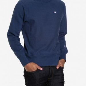 Champion Crewneck Sweatshirt Pusero Blue