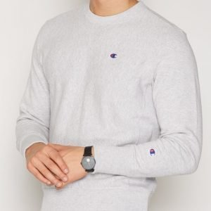 Champion Crewneck Sweatshirt Pusero Grey