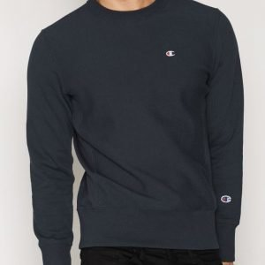 Champion Crewneck Sweatshirt Pusero Navy