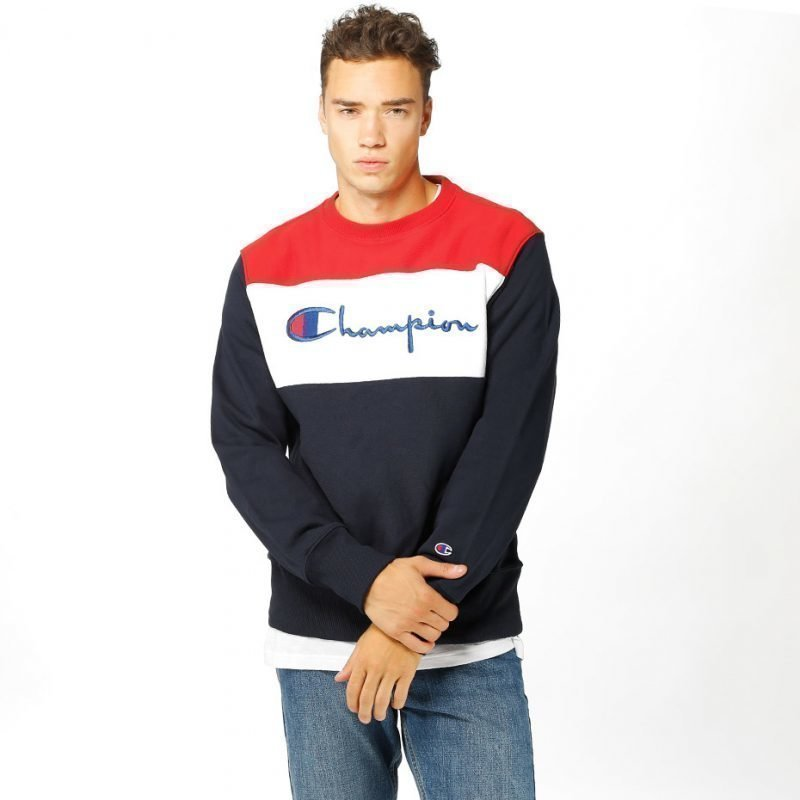 Champion Crewneck Terry -college