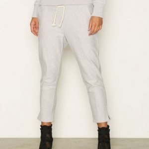 Champion Crop Pants Housut Light Grey