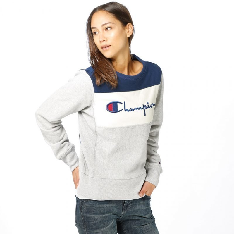 Champion Cut and Sew Applique -college