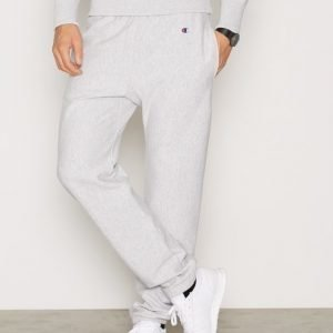 Champion Elastic Cuff Pants Housut Grey