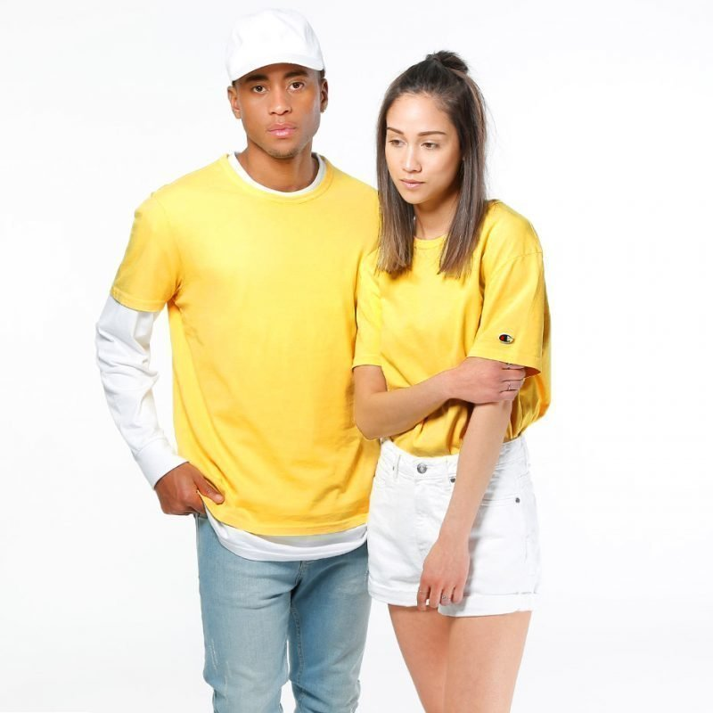 Champion Garment Dyed -t-paita