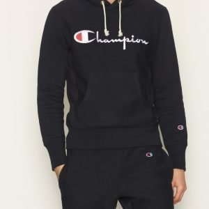 Champion Hooded Sweatshirt Pusero Navy