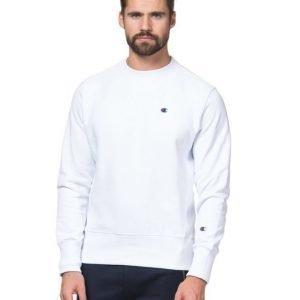 Champion Reverse Sweatshirt Wht