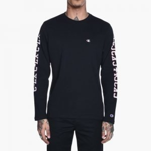 Champion x BEAMS Crewneck Long Sleeve Tee