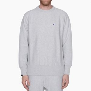 Champion x BEAMS x Beams Crewneck Sweatshirt