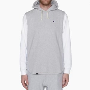 Champion x BEAMS x Beams Hooded Sweatshirt