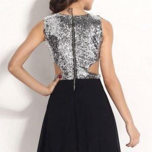 Charlotte hopeinen mekko
