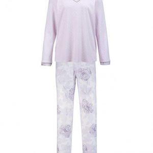 Charmor Pyjama Syreeni / Ecru / Musta