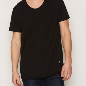 Cheap Monday Alloy Tee T-paita Black