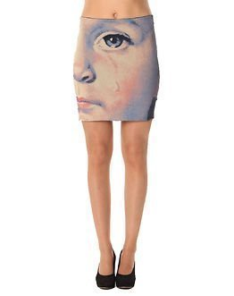 Cheap Monday Andy Skirt Cry Baby Black