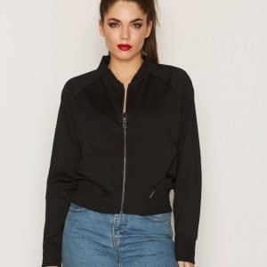 Cheap Monday Ash Sweat Bomber Neuletakki Black
