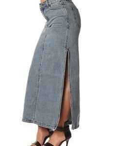 Cheap Monday Avery Skirt Left Eye Blue