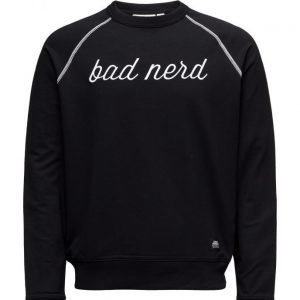 Cheap Monday Bloke Sweat Bad Nerd svetari