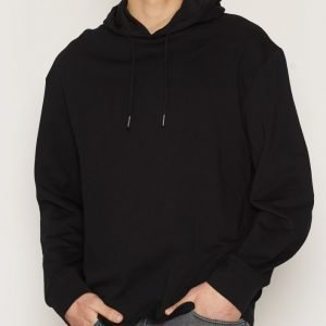Cheap Monday Bomber Hood Sweater Pusero Black